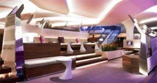 Virgin Atlantic Heathrow Clubhouse