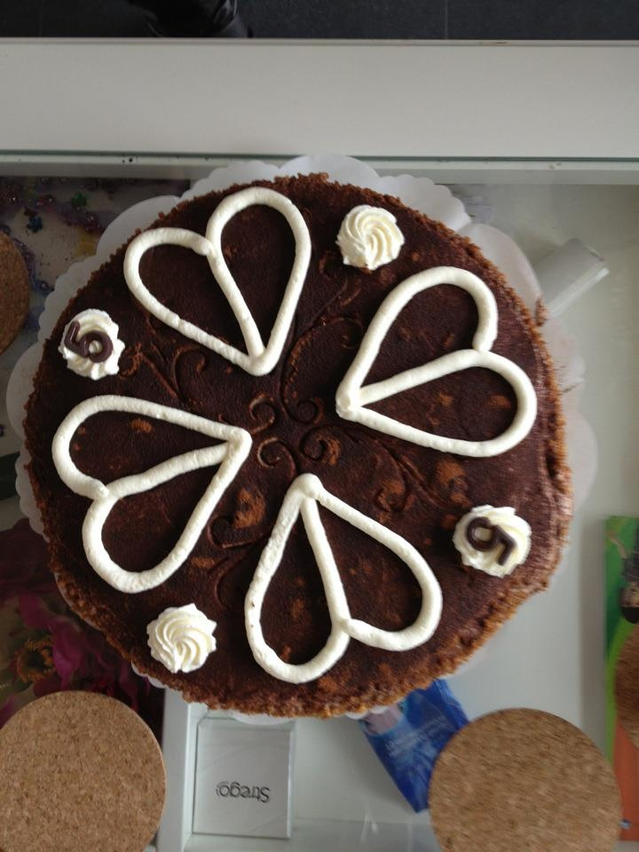 Chocoladetaart - via http://bit.ly/epinner