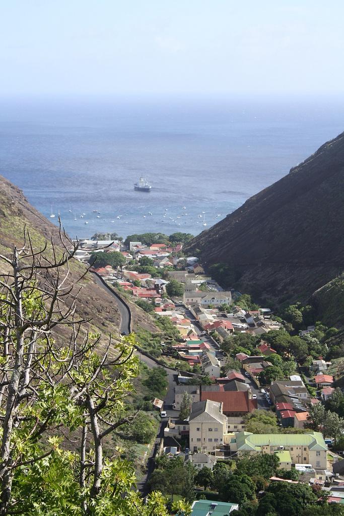 Jamestown, Saint Helena, Ascension and Tristan da Cunha, British Overseas Territory