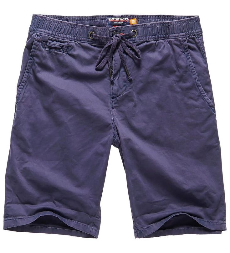Superdry - International Sunscorched Beach Short Expression Ink