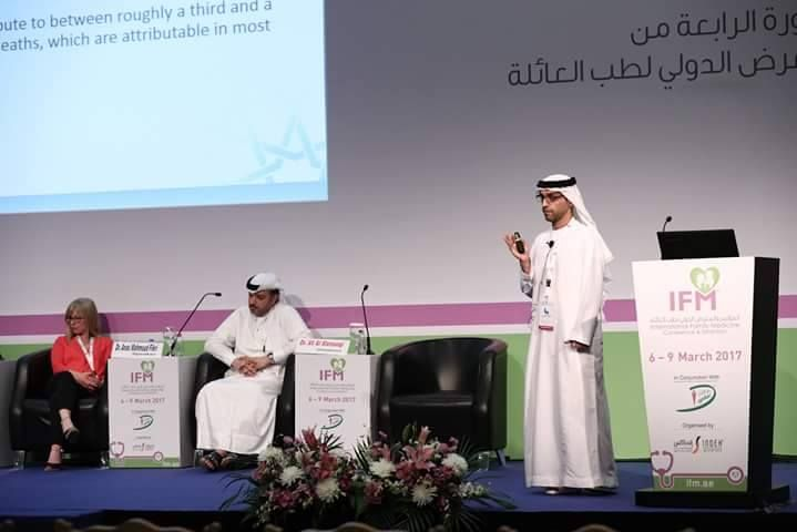 International Family Medecine and Conference 2017-Day 1 Photos from Day 1 of the IFM Conference held today at the Dubai International Convention & Exhibition Centre, Al Multaqa Hall.
