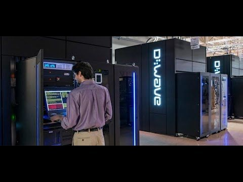 D-Wave Systems - Quantum computing, Artificial intelligence & Paranormal...