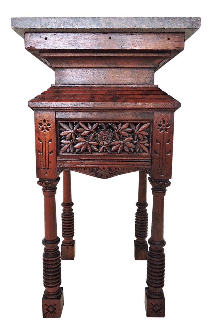 Best 25+ Pedestal side table ideas on Pinterest | Brass side table ...