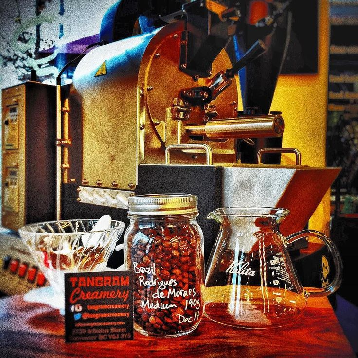 Tangram Last-minute Holiday Gift Ideas! #2  Pour over set - V60 #2 dripper decanter & your choice of single origin whole bean in mason jar. Ideal for coffee lovers! - Need more than a couple jars? We have the whole collection ready for you! - #vancouver #yvr #tangramcreamery #tangram #creamery #gourmeticecream #tangramroastwork #freshroastedcoffee #freshroast #pourover #bazil #singleoriginbean #2729arbutus #arbutus #kitsilano #arbutus #tangramchristmasgifts #christmasgiftideas #xmasgifts…