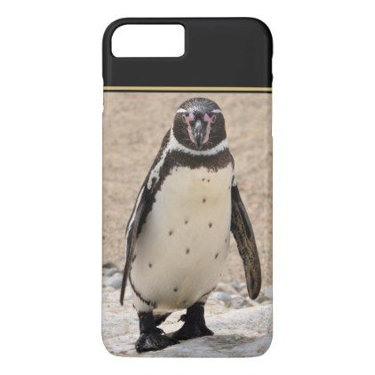 Humboldt Penguin iPhone 8 Plus/7 Plus Case - photography picture cyo special diy
