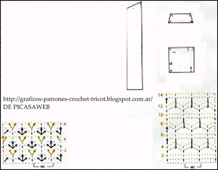 37 best Patrones Amigurumi images on Pinterest | Crochet patterns ...