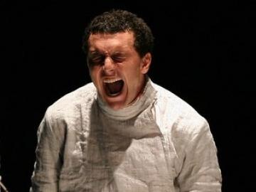 Renzo Agresta: vai disputar sua 3ª Olimpíada no sabre