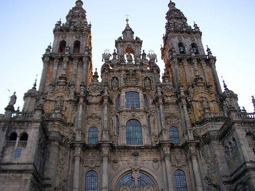 Santiago de Chile. Church San Francisco