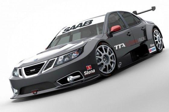 La Saab 9+3 Griffin