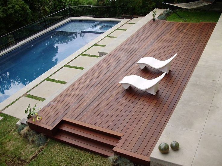 78 best The Pool images on Pinterest Decks, Exterior homes and