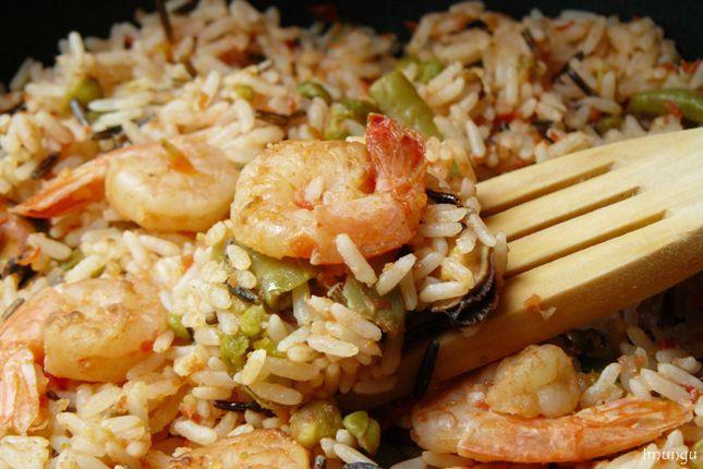 Испанская классика: Паэлья - Классика мировой кулинарии и немного домашней стряпни