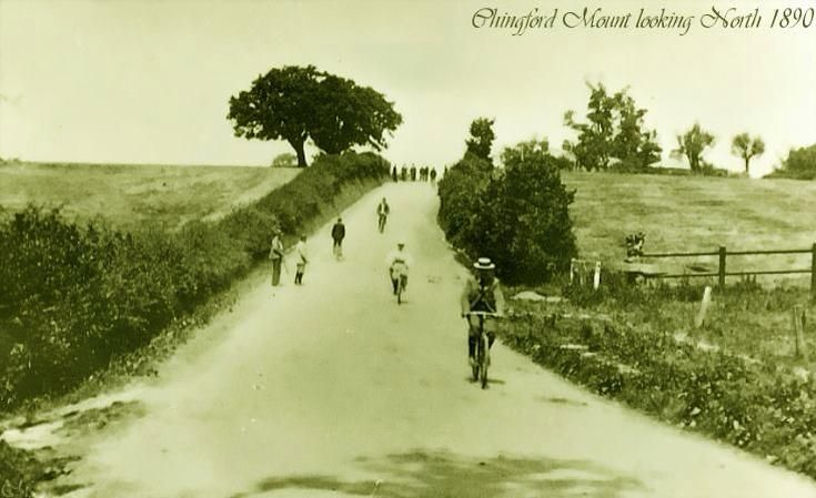 Chingford Mount c.1890