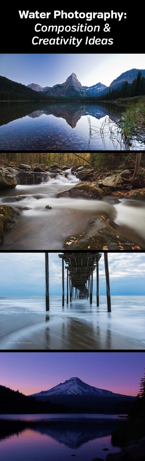 Water Photography: Composition & Creativity Ideas