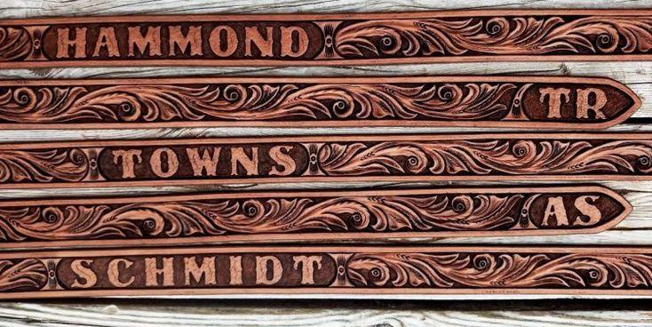 Custom leather belts - handmade custom leather belt - western custom leather cowboy belt - mens western custom leather belt - hand tooled western belt - handmade leather cowboy belt - custom made belts