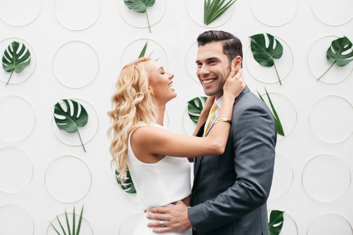 Clean, elegant, and sophisticated, minimalist wedding details are a beautiful and simple way to elevate the style of your big day.