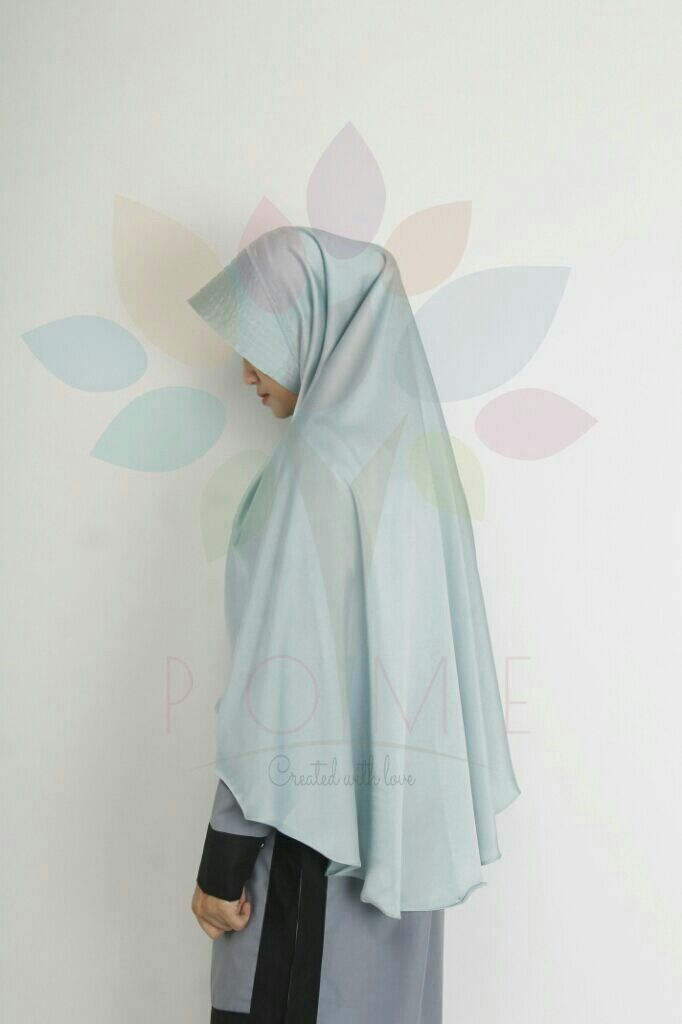 Khimar Maxmara .. by POME .. check it out on instagram @pome_apparel