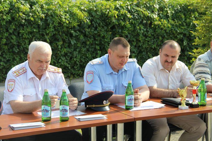 Юбилейные игры в честь 80-летия службы проводит ГАИ Ставрополья