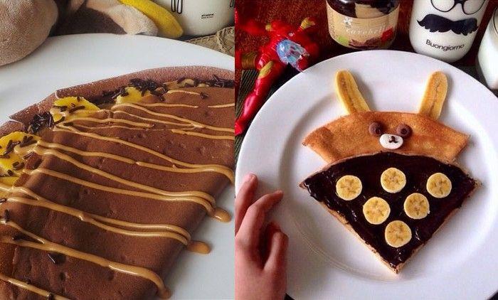 Resep Chocolate Crepes Homemade Ala Farah Quinn