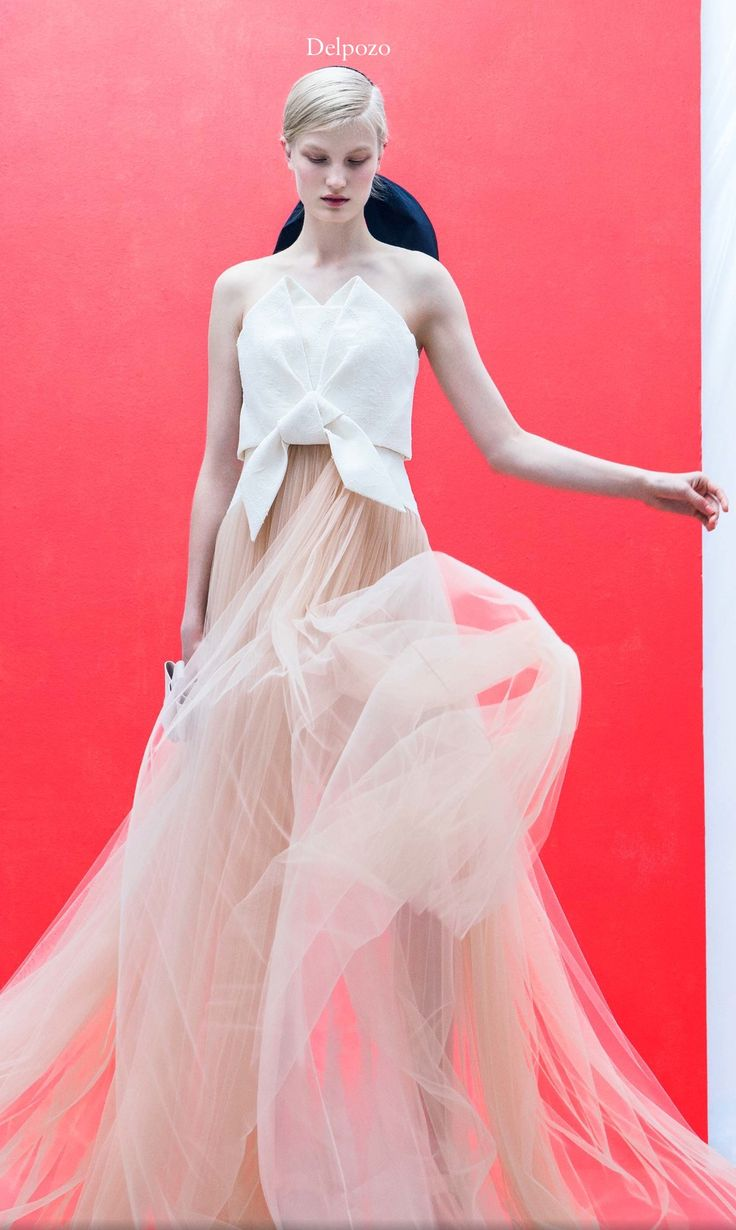 50 best VESTIDOS DE NOVIA EN ROSADO images on Pinterest | Wedding ...