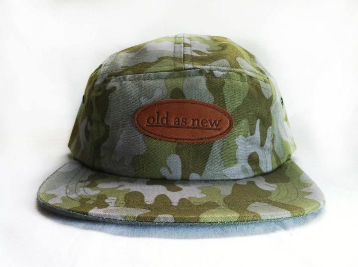 Old As New 5 Panel