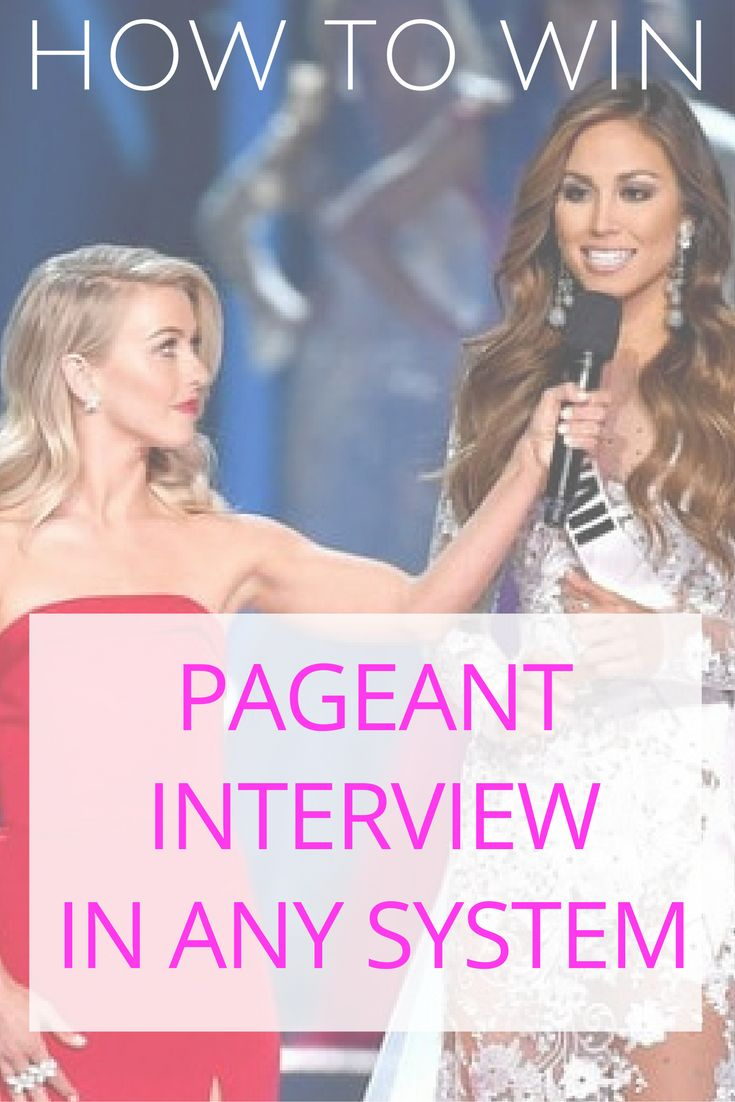 Teen Pageant Tips 20