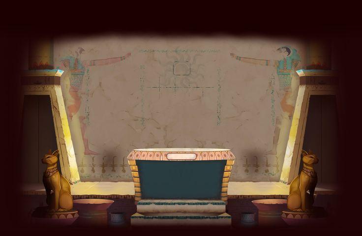 Božští egyptští koně