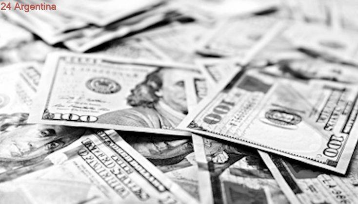 Tras la baja de las tasas, el dólar perdió 33 centavos y se ubicó debajo de los $19