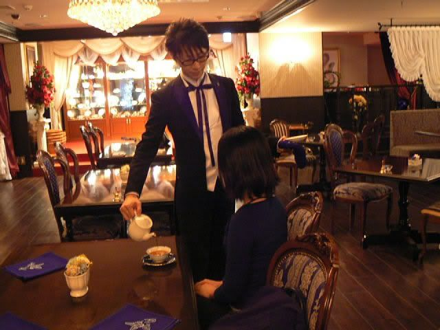 You can be a princess for a day! Try Japan's Butler Cafes | tsunagu Japan