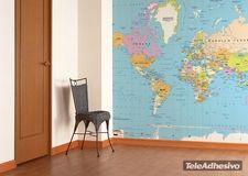 Ms de 25 ideas increbles sobre Mapa mundi politico en Pinterest