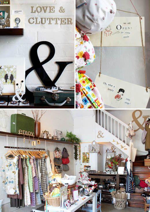 love & clutter murray st