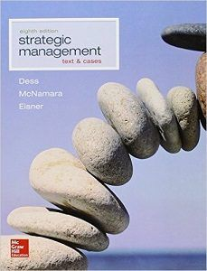 Strategic Management Text and Cases 8th Edition Solutions Manual Test Bank