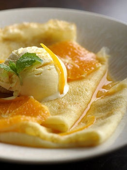 Crepes Suzette - still the most simple and amazing desert I may have ever…