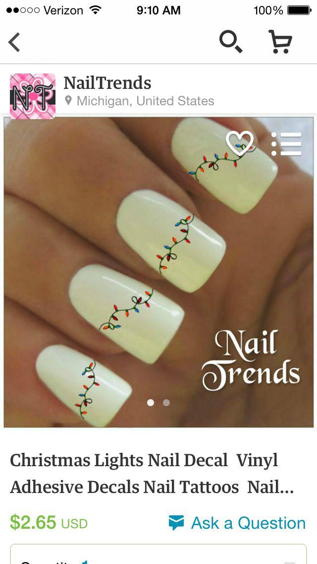Mejores 72 imágenes de Nails en Pinterest | Decoración de uñas ...