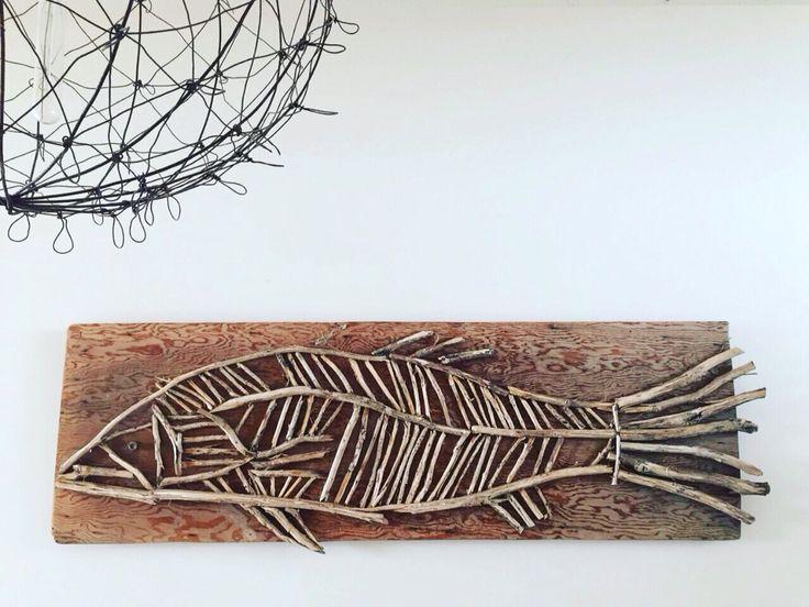 Wall art by Mark cairns