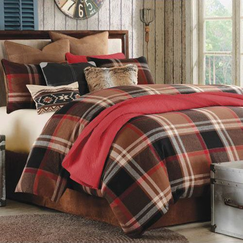 56 Best Plaid - Bedding Images On Pinterest