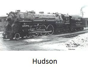 The Mighty Hudson!