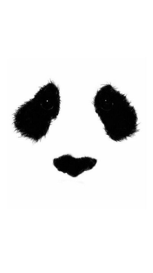 Wallpaper panda hecho por Pandiland