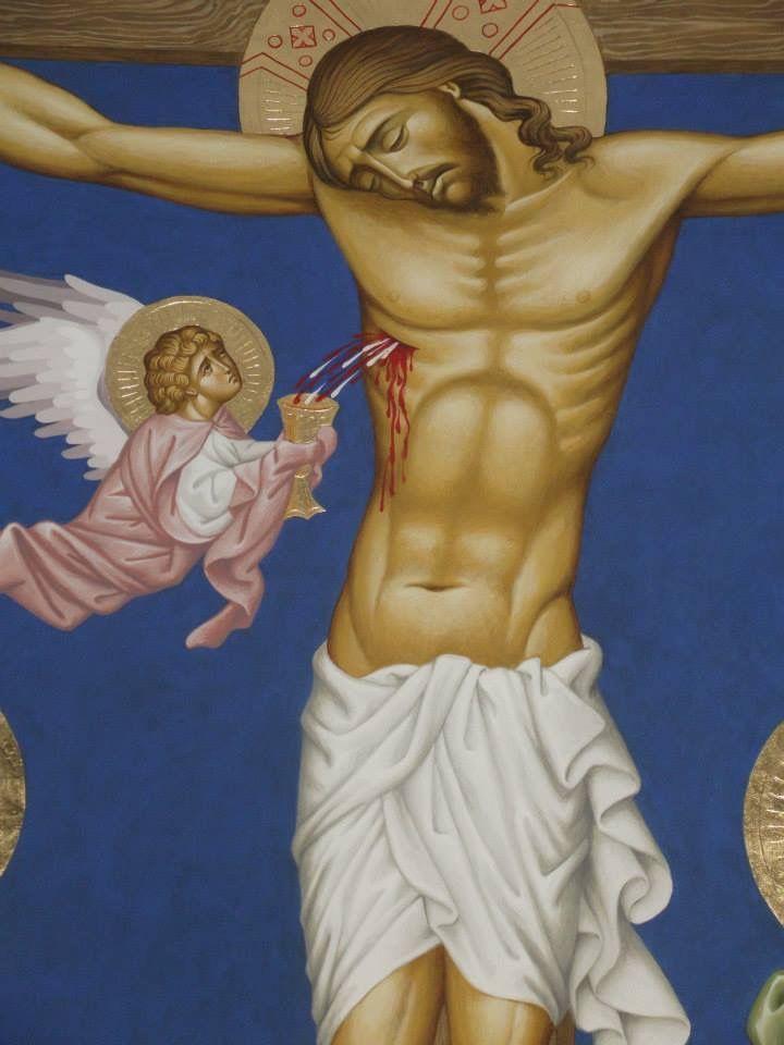 Картинки распятого ангела