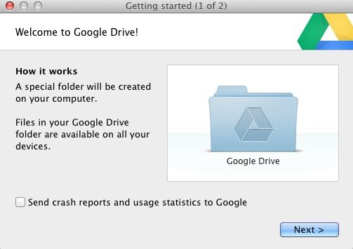 Google Drive Is Live With 5GB Of Free Storage And Google Docs Hookup