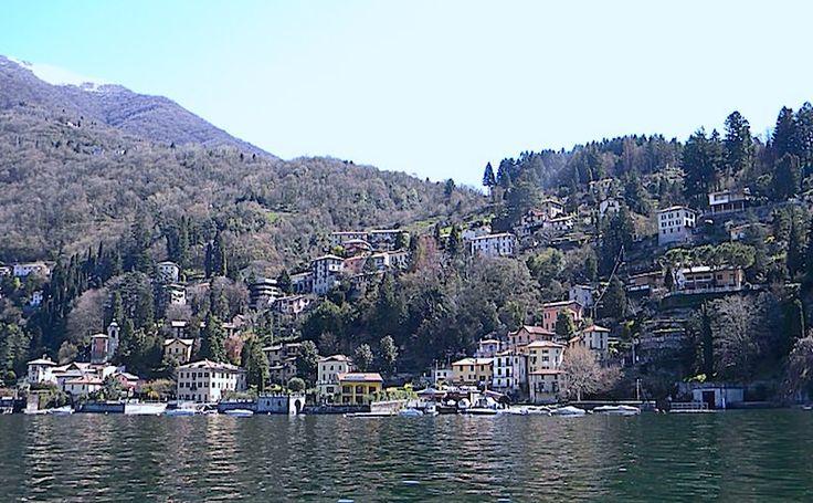 Spiagge del Lago di Como: Lido di Faggeto #lakecomotourism #lagodicomo