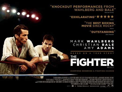 The Fighter (UK) 11x17 Movie Poster (2010)