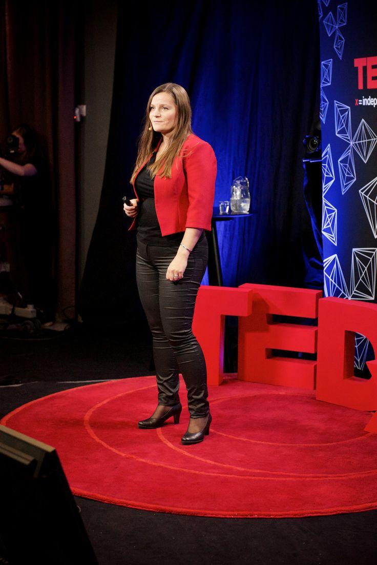 https://flic.kr/p/ZkZfNz | TEDxVasa - Mia Liljeberg | Photo: Jan Westin