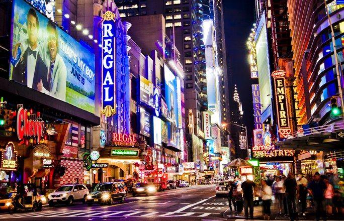10 destinos internacionais para a sua viagem de lua de mel: Nova York