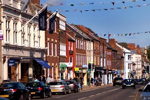 Great Shopping in Morpeth - Discover Morpeth, Northumberland - the historic market town for great shopping, fabulous restaurants, stunning p...