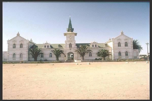 Swakopmund Station, Nambia