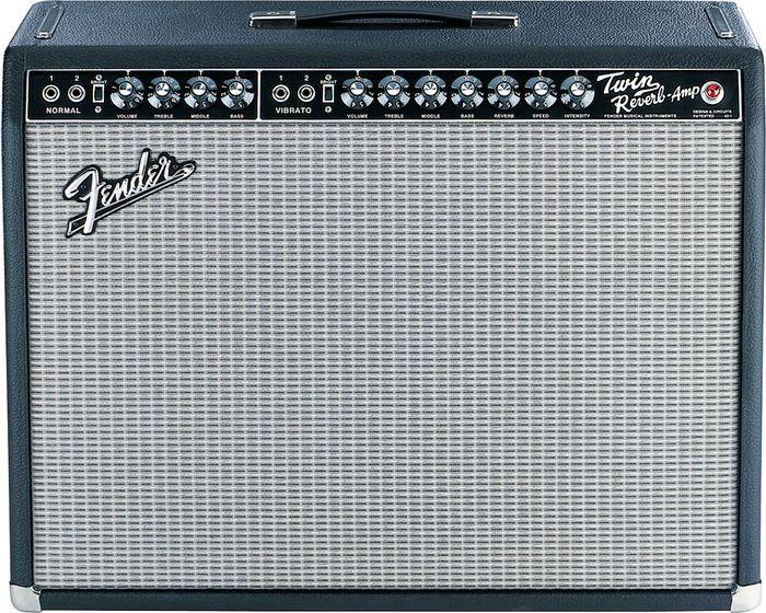 Classic Fender Amps. #Fender Vintage Reissue '65 Twin Reverb Guitar Amp