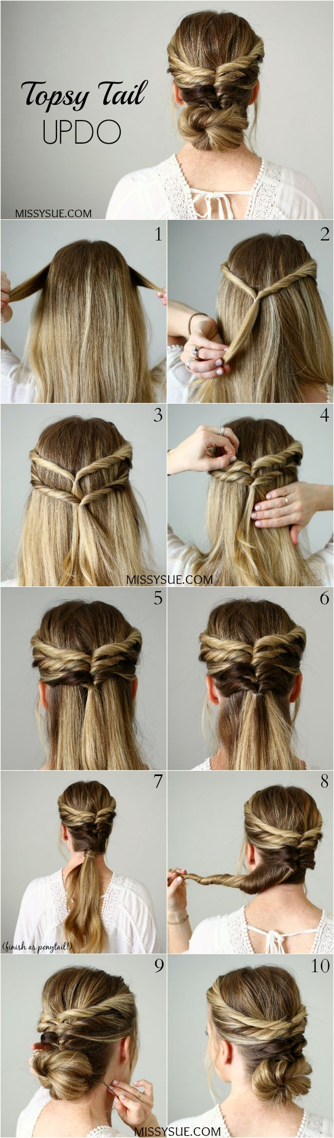 792 best hair tutorials images on pinterest | hairstyles, beauty