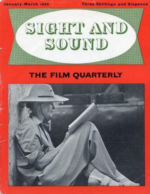 Katherine Hepburn in Summertime. David Lean. 1955.