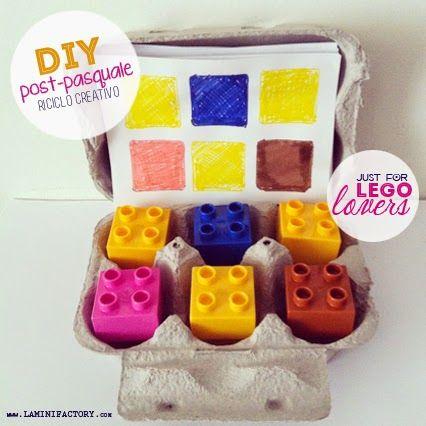 Lego match - 5 min. DIY post-pasquale | MiniFactory