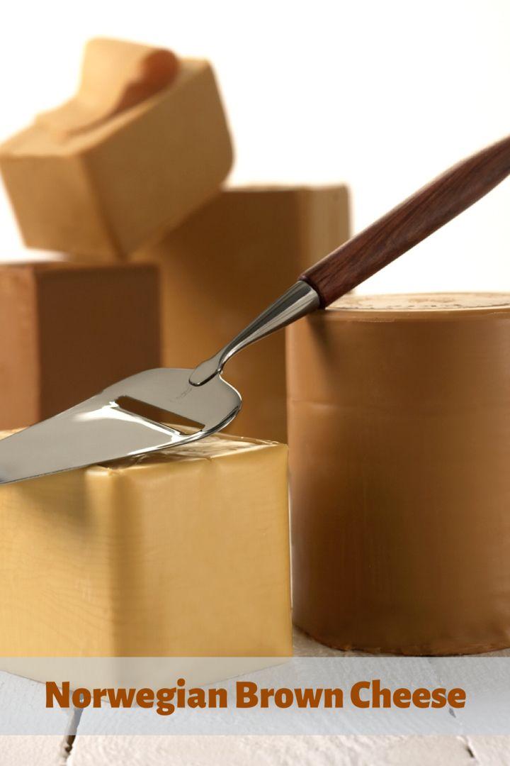 This Is Brunost Norwegian Brown Cheese Life In Norway In 2020 Scandinavian Food Norway Dessert Spoons